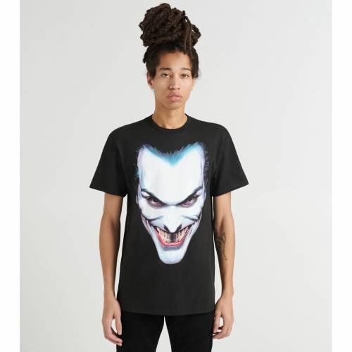 TREVCO 【 JOKER TEE BLACK 】 メンズファッション トップス Tシャツ カットソー 送料無料