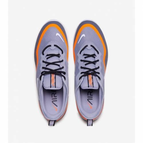 ナイキ NIKE エア マックス シークエント 4.5 スニーカー メンズ 【 Air Max Sequent 4.5 】 Grey/orange