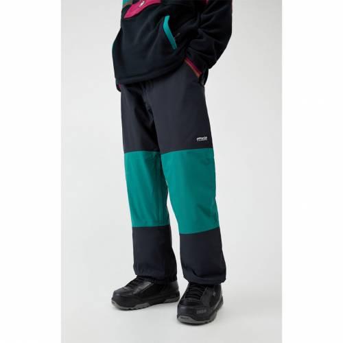 ファッションブランド カジュアル ファッション パンツ クイックシルバー QUIKSILVER オンラインショップ シェル 黒色 ブラック 緑 ズボン GREEN PANTS グリーン SHELL 専門店 BLACK BEATER SNOW メンズファッション