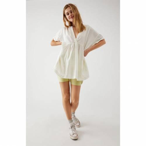 <title>ファッションブランド カジュアル ファッション フリーピープル FREE PEOPLE フリー スピード対応 全国送料無料 ドレス アイボリー GETAWAY WITH ME TUNIC DRESS IVORY レディースファッション</title>