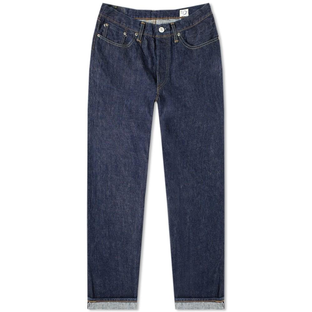 ORSLOW スタンダード 【 STANDARD ORSLOW 105 JEAN ONE WASH 】 メンズファッション ズボン パンツ