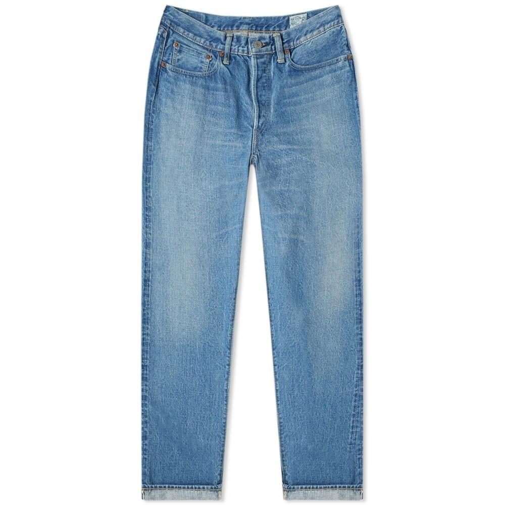 ORSLOW スタンダード 【 STANDARD 105 JEAN 2 YEAR WASH 】 メンズファッション ズボン パンツ 送料無料