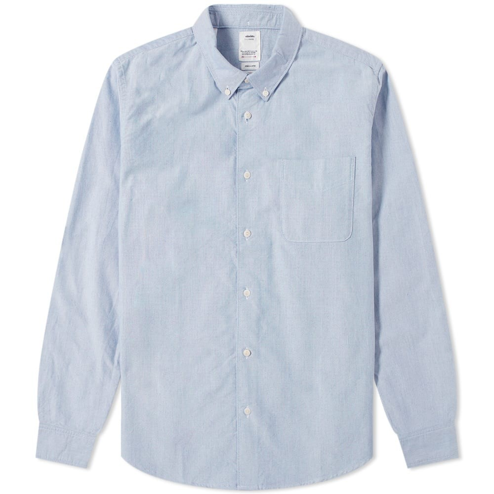 VISVIM 【 ALBACORE LUNGTA SHIRT NAVY 】 メンズファッション トップス カジュアルシャツ 送料無料