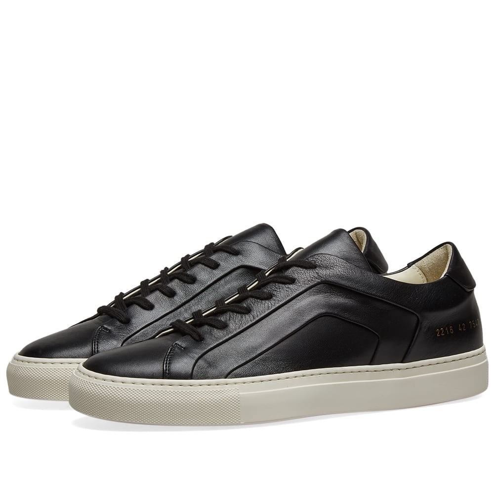COMMON PROJECTS スニーカー メンズ 【 Achilles Low Multi-ply 】 Black