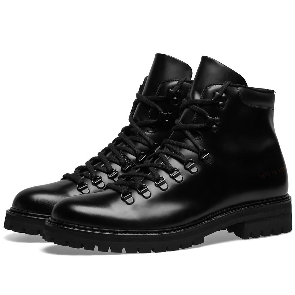 COMMON PROJECTS ブーツ メンズ 【 Hiking Boot 】 Black
