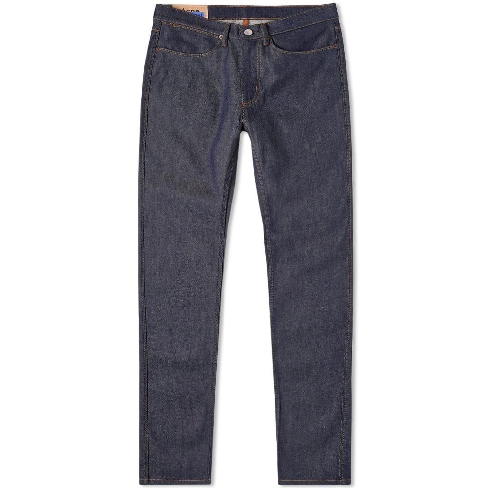 ACNE STUDIOS マックス スリム メンズファッション ズボン パンツ メンズ 【 Max Slim Fit Jean 】 Indigo
