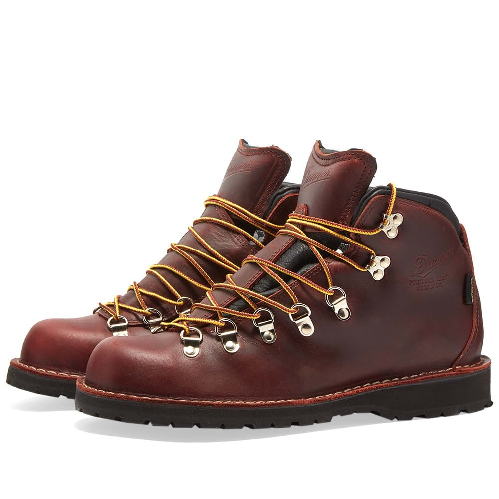 ダナー DANNER ブーツ メンズ 【 Mountain Pass Boot 】 Dark Brown