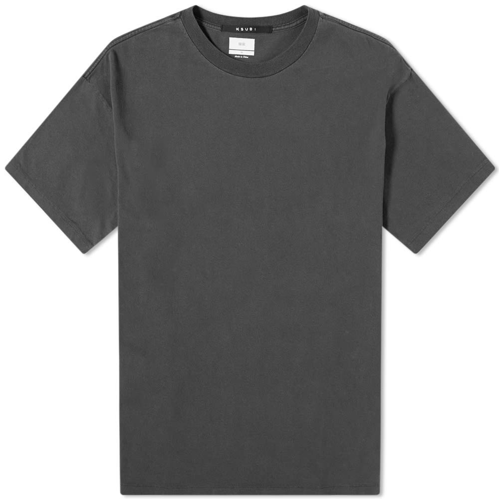 KSUBI 【 BIGGIE TEE BLACK 】 メンズファッション トップス Tシャツ カットソー 送料無料