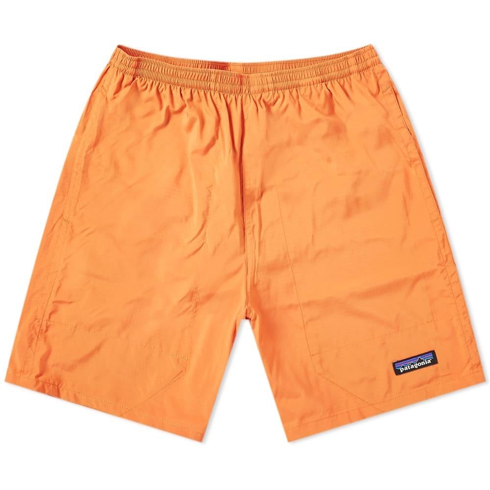 PATAGONIA 【 BAGGIES SHORT SUNSET ORANGE 】 メンズファッション ズボン パンツ 送料無料