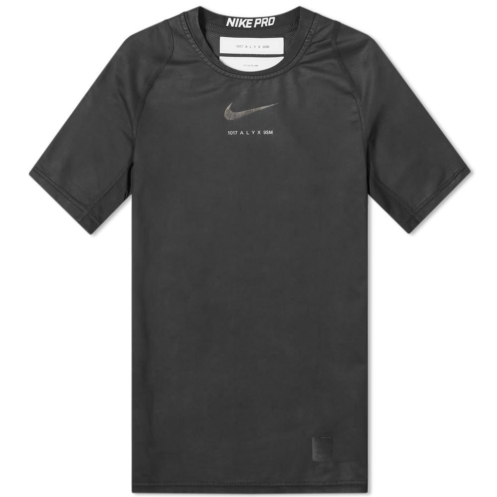 1017 ALYX 9SM Tシャツ メンズファッション トップス カットソー メンズ 【 X Nike Dye Tee 】 Black