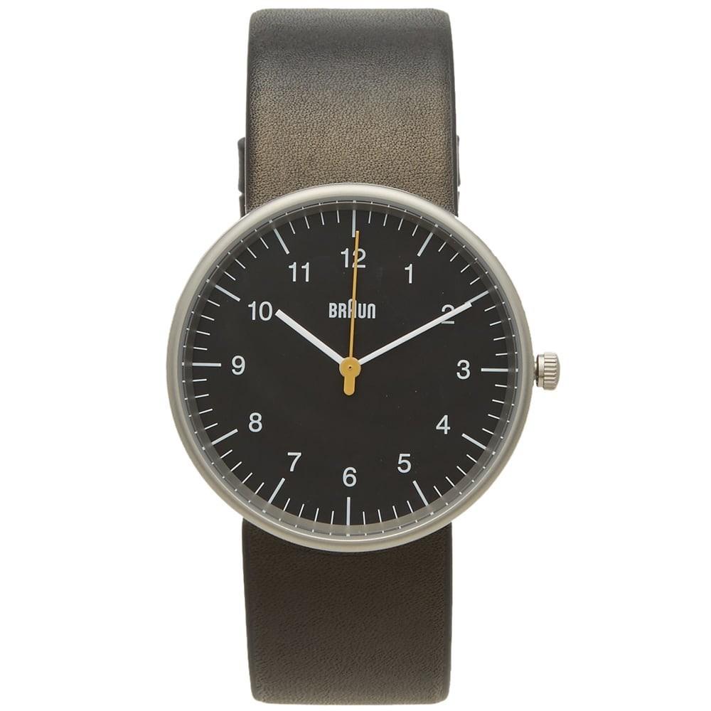 ブラウン BRAUN ウォッチ 時計 黒 ブラック & 【 WATCH BLACK BRAUN BN0021 】 腕時計 メンズ腕時計