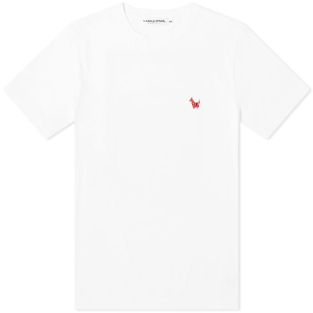 VANQUISH Tシャツ メンズファッション トップス カットソー メンズ 【 Shibuya Crossing Tee 】 White