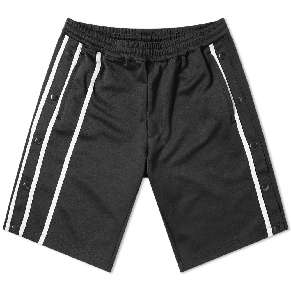 HELMUT LANG ストライプ & 【 STRIPE SHORT BLACK WHITE 】 メンズファッション ズボン パンツ 送料無料