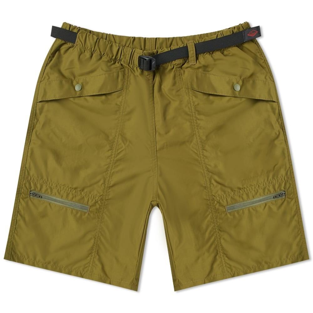 BATTENWEAR 【 CAMP SHORT OLIVE 】 メンズファッション ズボン パンツ 送料無料