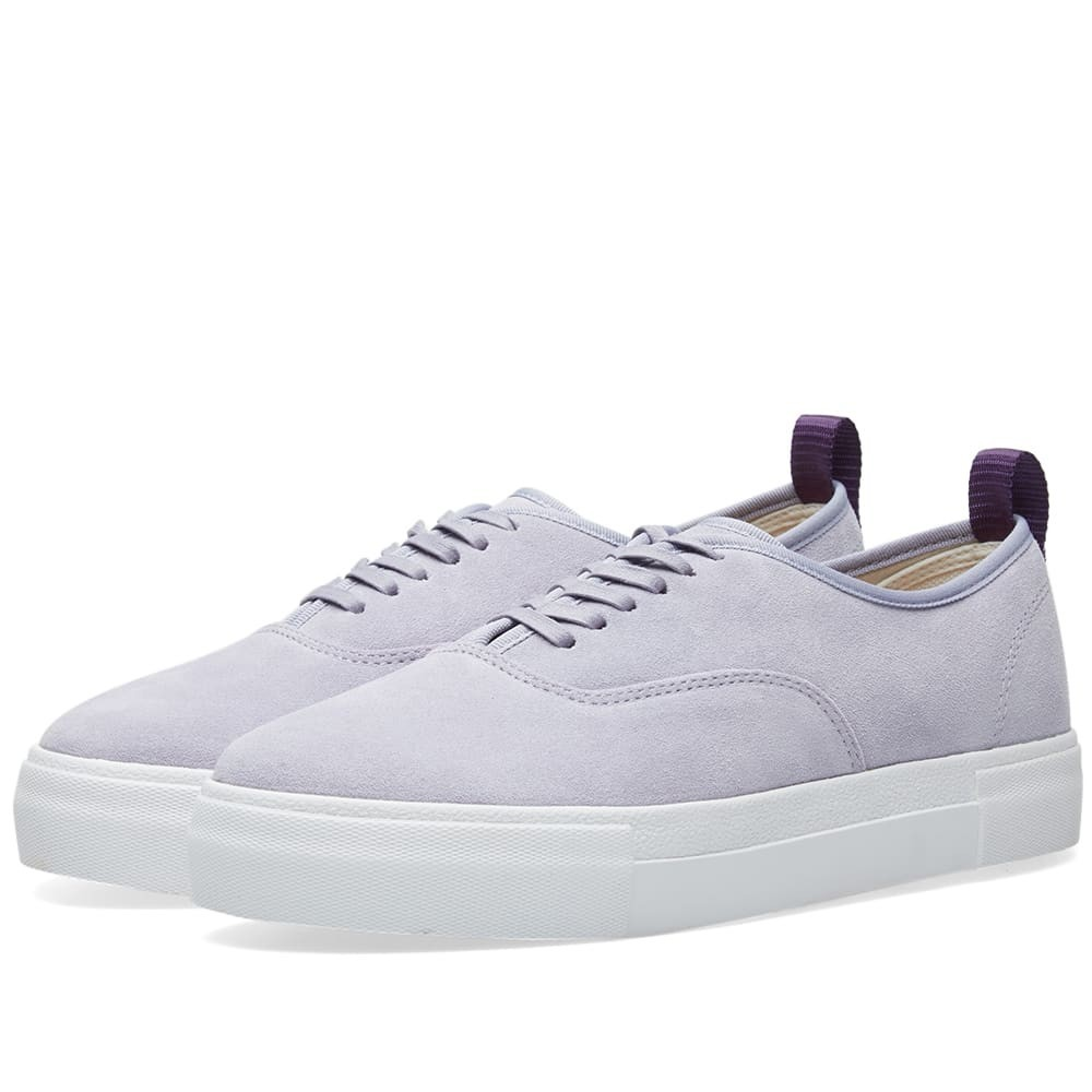 EYTYS スエード スウェード スニーカー メンズ 【 Mother Suede Sneaker 】 Lavender