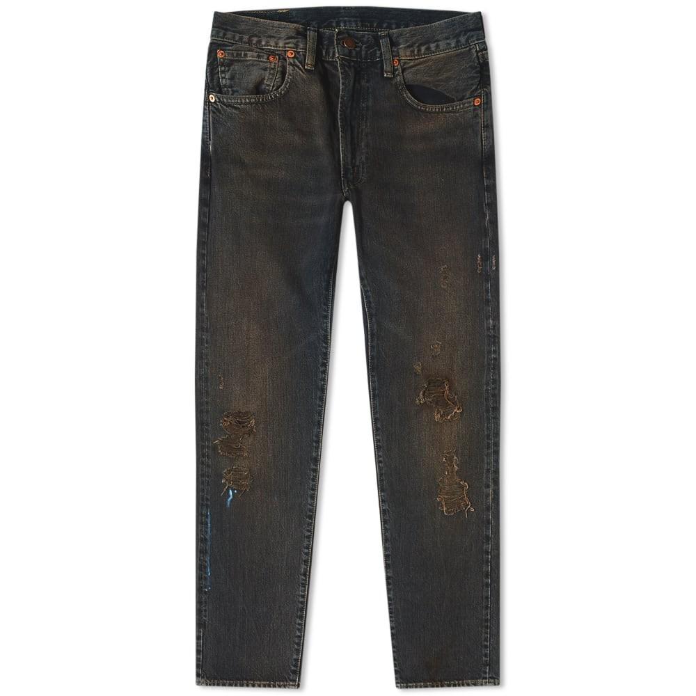 LEVIS VINTAGE CLOTHING ビンテージ ヴィンテージ 【 1961 551Z JEAN BLACK CROW 】 メンズファッション ズボン パンツ 送料無料