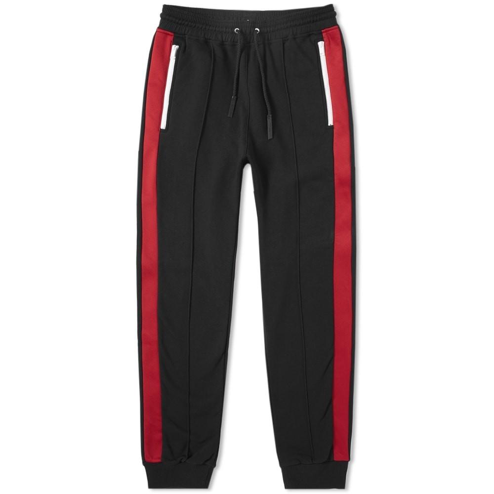 GIVENCHY トラック パンツ メンズファッション ズボン メンズ 【 Taped Track Pant 】 Black