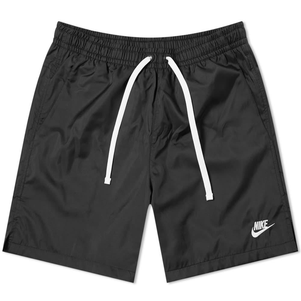 ナイキ NIKE ウーブン メンズファッション ズボン パンツ メンズ 【 Retro Woven Short 】 Black & White