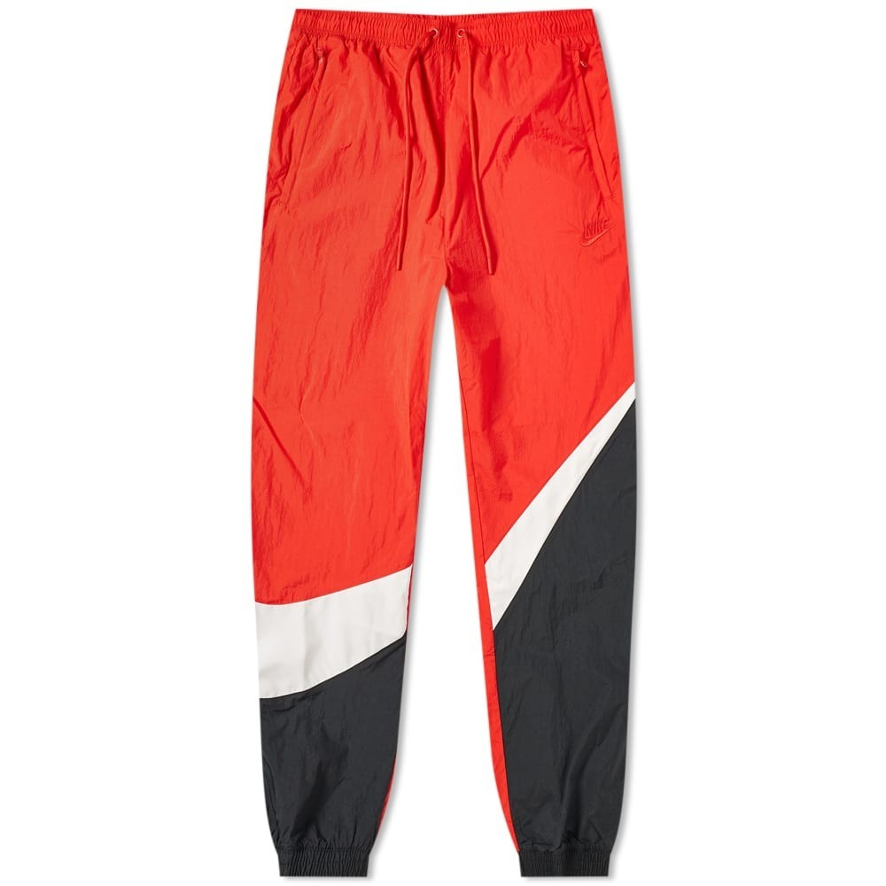 ナイキ NIKE スウッシュ スウォッシュ ウーブン 白 ホワイト RED, & 【 SWOOSH WOVEN WHITE BIG PANT BLACK 】 メンズファッション ズボン パンツ 送料無料