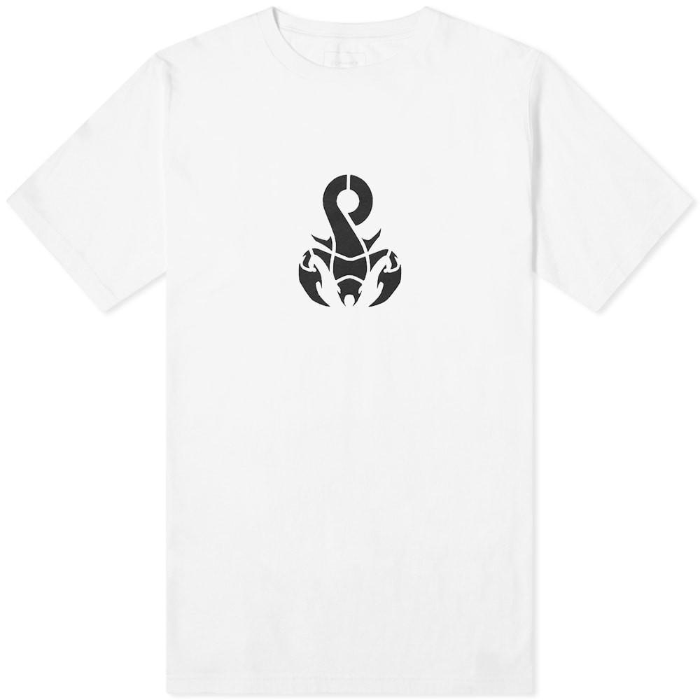 SOPHNET. オーセンティック Tシャツ メンズファッション トップス カットソー メンズ 【 Authentic Scorpion Tee 】 White