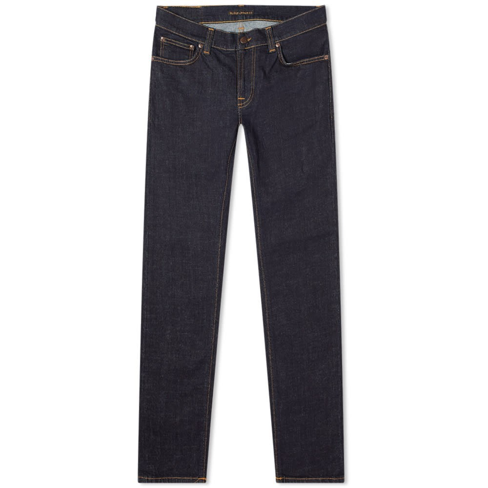 NUDIE JEANS CO 【 NUDIE JEANS CO TIGHT TERRY JEAN RINSED TWILL 】 メンズファッション ズボン パンツ