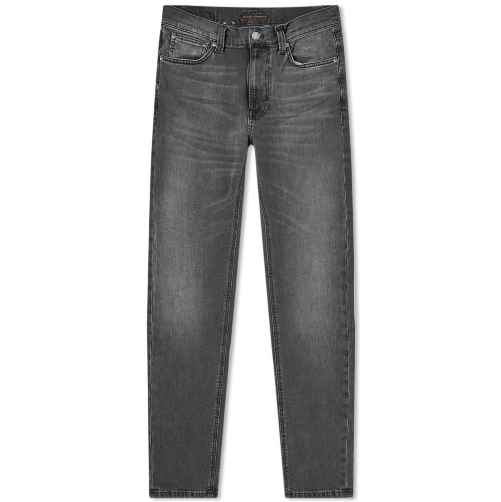 NUDIE JEANS CO 【 LEAN DEAN JEAN MONO GREY 】 メンズファッション ズボン パンツ 送料無料