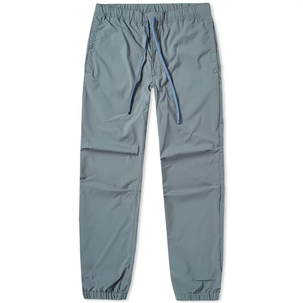 BEAMS PLUS テック 【 GYM RIPSTOP TECH PANT SLATE GREY 】 メンズファッション ズボン パンツ 送料無料