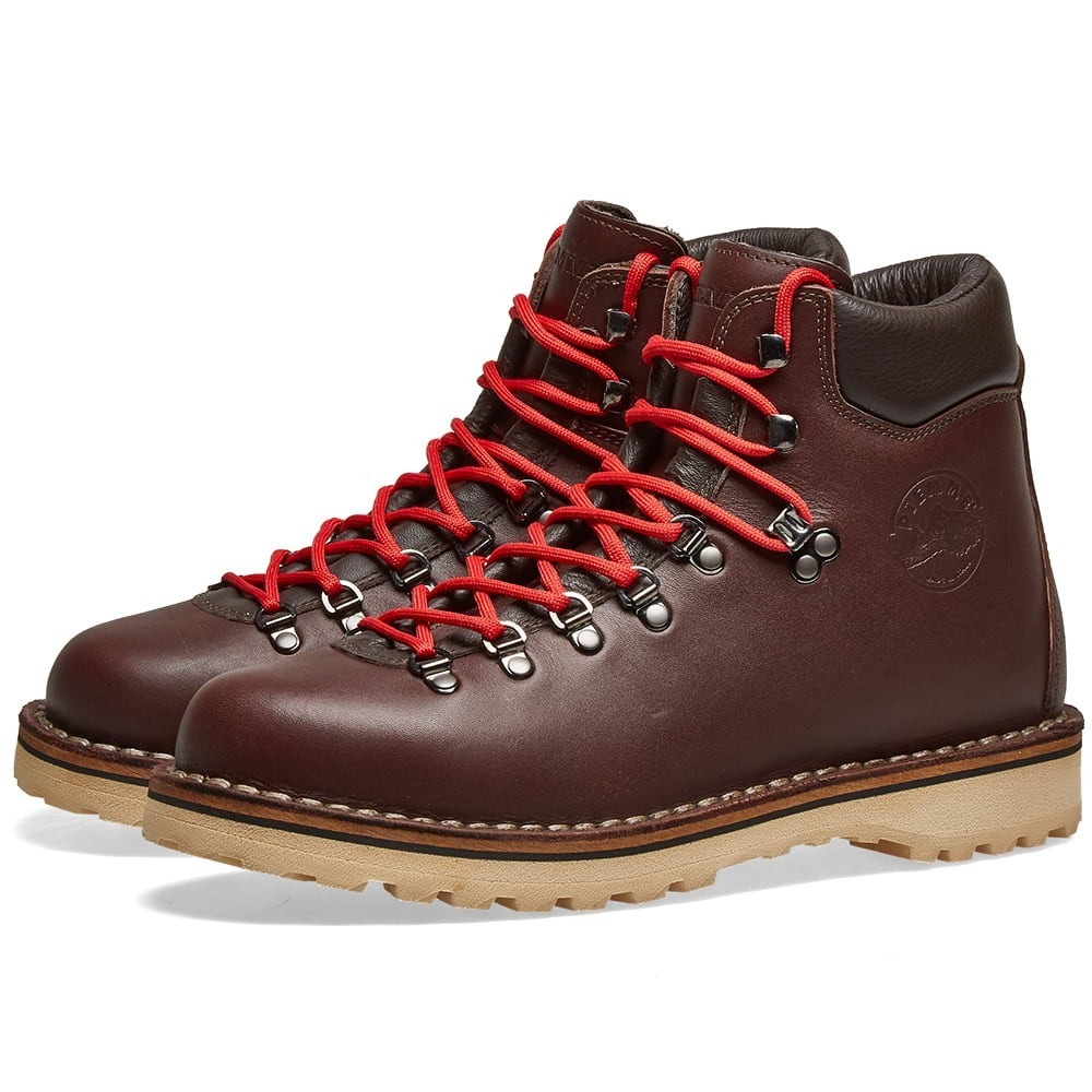 DIEMME ブーツ メンズ 【 Roccia Vet Boot 】 Mogano Original Leather