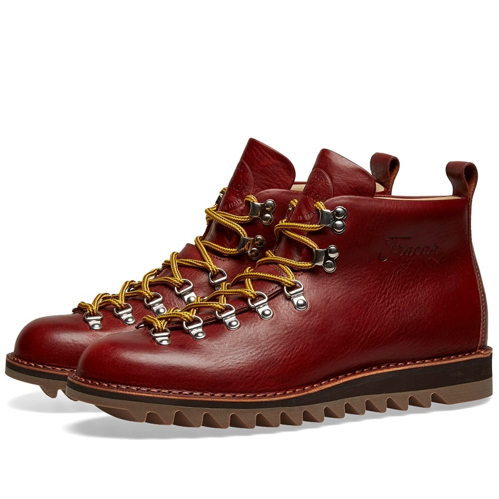 FRACAP 【 M120 RIPPLE SOLE SCARPONCINO BOOT ARABIAN 】 メンズ ブーツ 送料無料