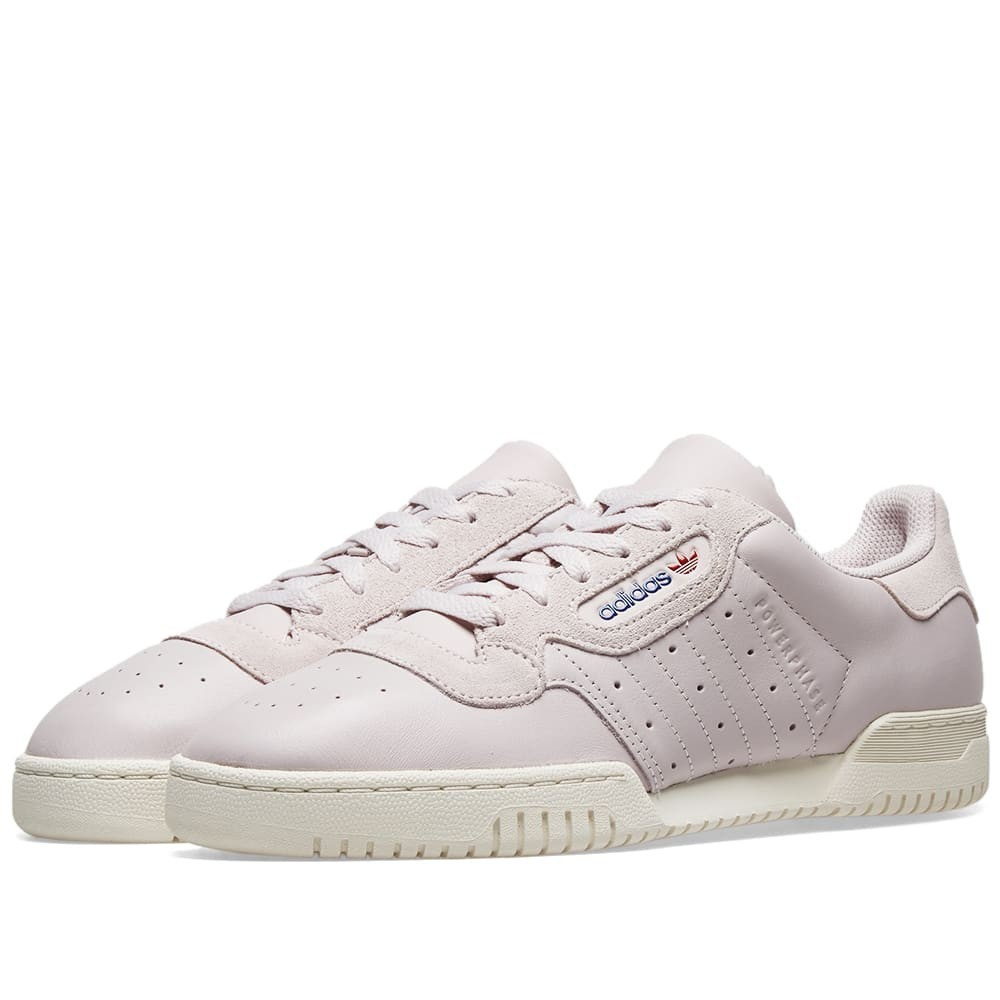 アディダス ADIDAS スニーカー メンズ 【 Powerphase 】 Ice Purple & Off White