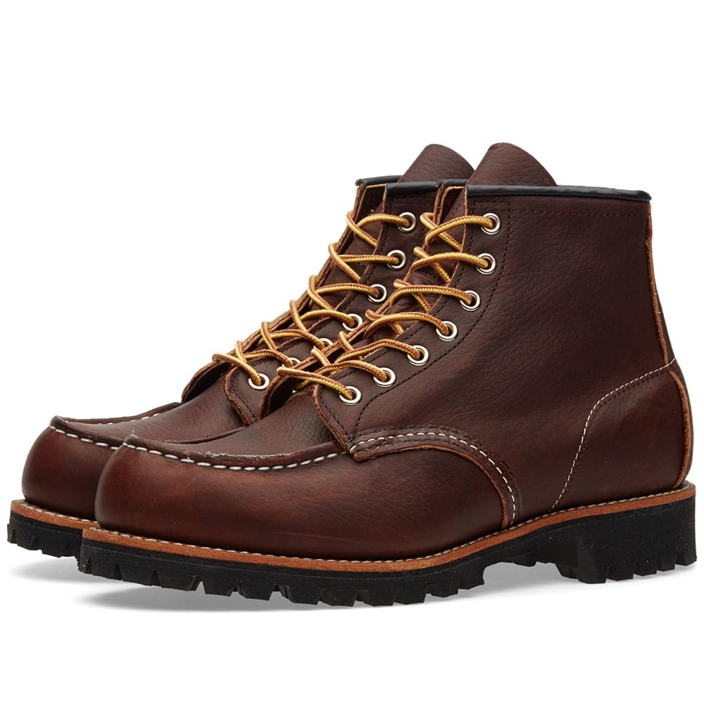 RED WING ブーツ メンズ 【 8146 Roughneck Work Boot 】 Briar Oil Slick