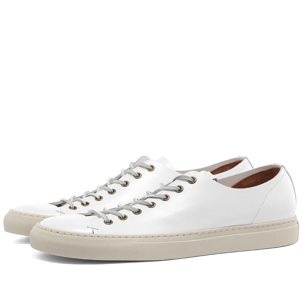 BUTTERO スニーカー メンズ 【 Tanino Low Sneaker 】 Triple White