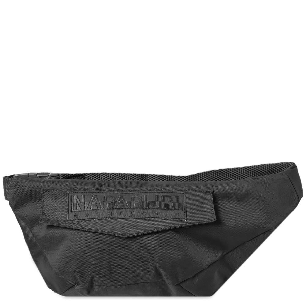 ファッションブランド カジュアル ファッション バッグ 【スーパーセール商品 12/4-12/11】NAPA BY MARTINE ROSE ローズ 【 PERIC WAIST BAG BLACK 】 バッグ 送料無料