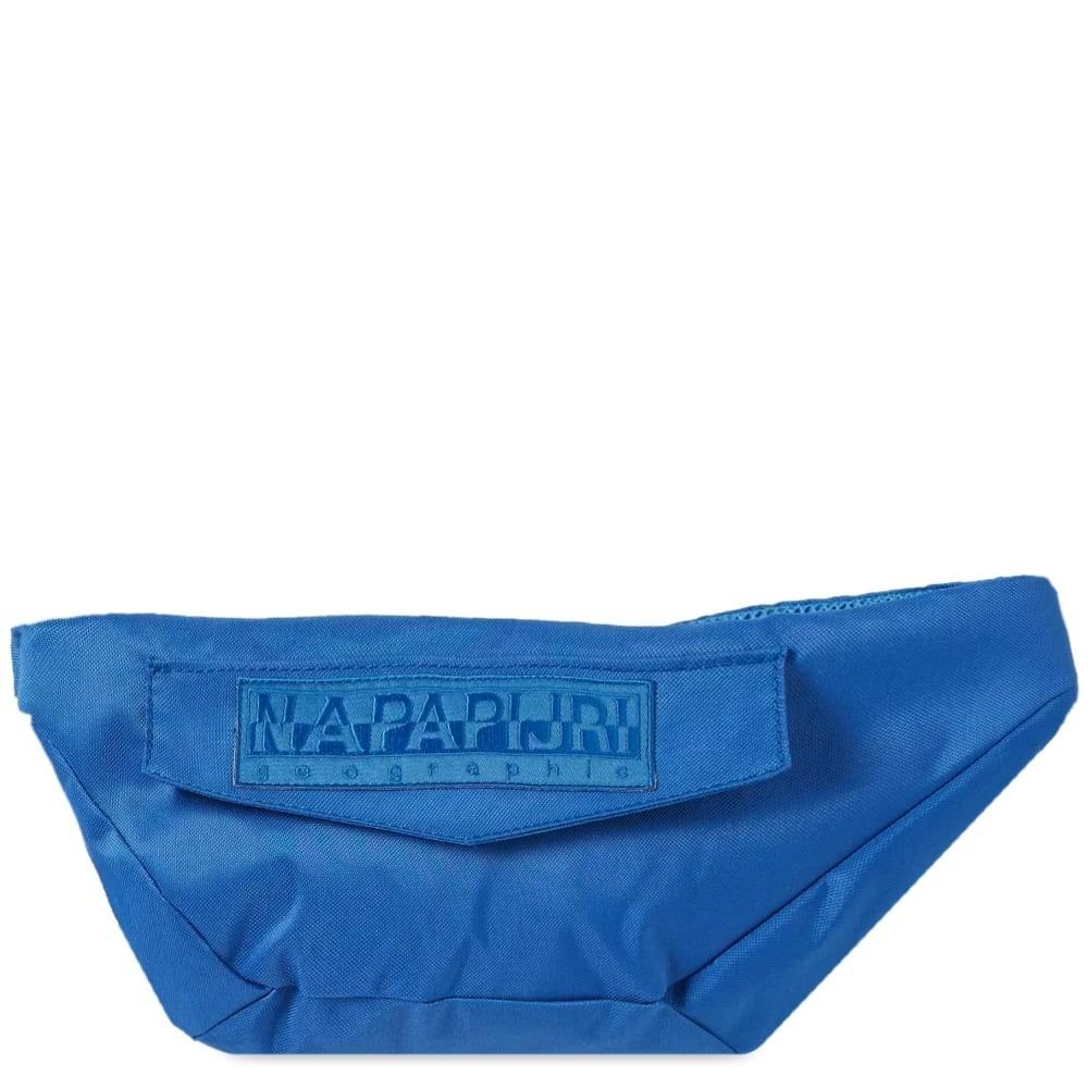 ファッションブランド カジュアル ファッション バッグ 【スーパーセール商品 12/4-12/11】NAPA BY MARTINE ROSE ローズ 【 PERIC WAIST BAG BLUE 】 バッグ 送料無料