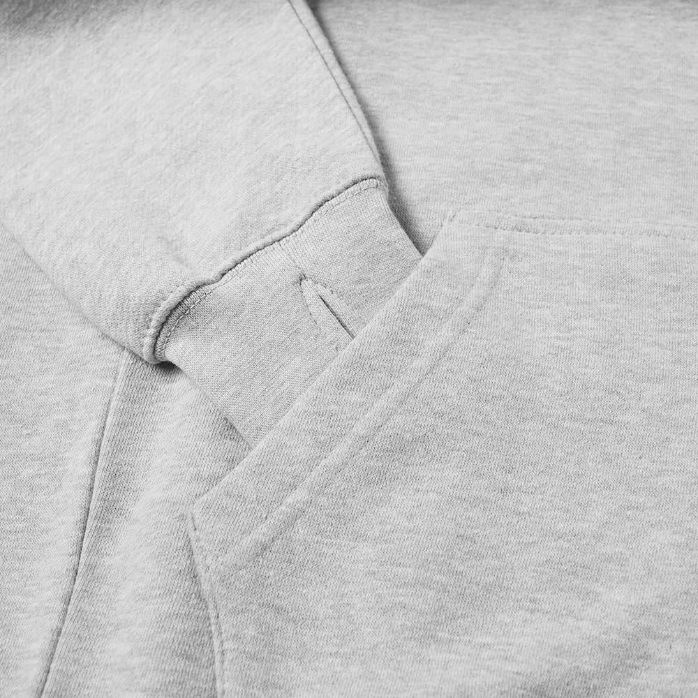 NOTRE DAME ADIDAS Property Of Hoodie Hooded Sweatshirt Grey