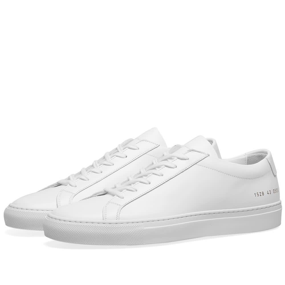 COMMON PROJECTS スニーカー メンズ 【 Original Achilles Low 】 White