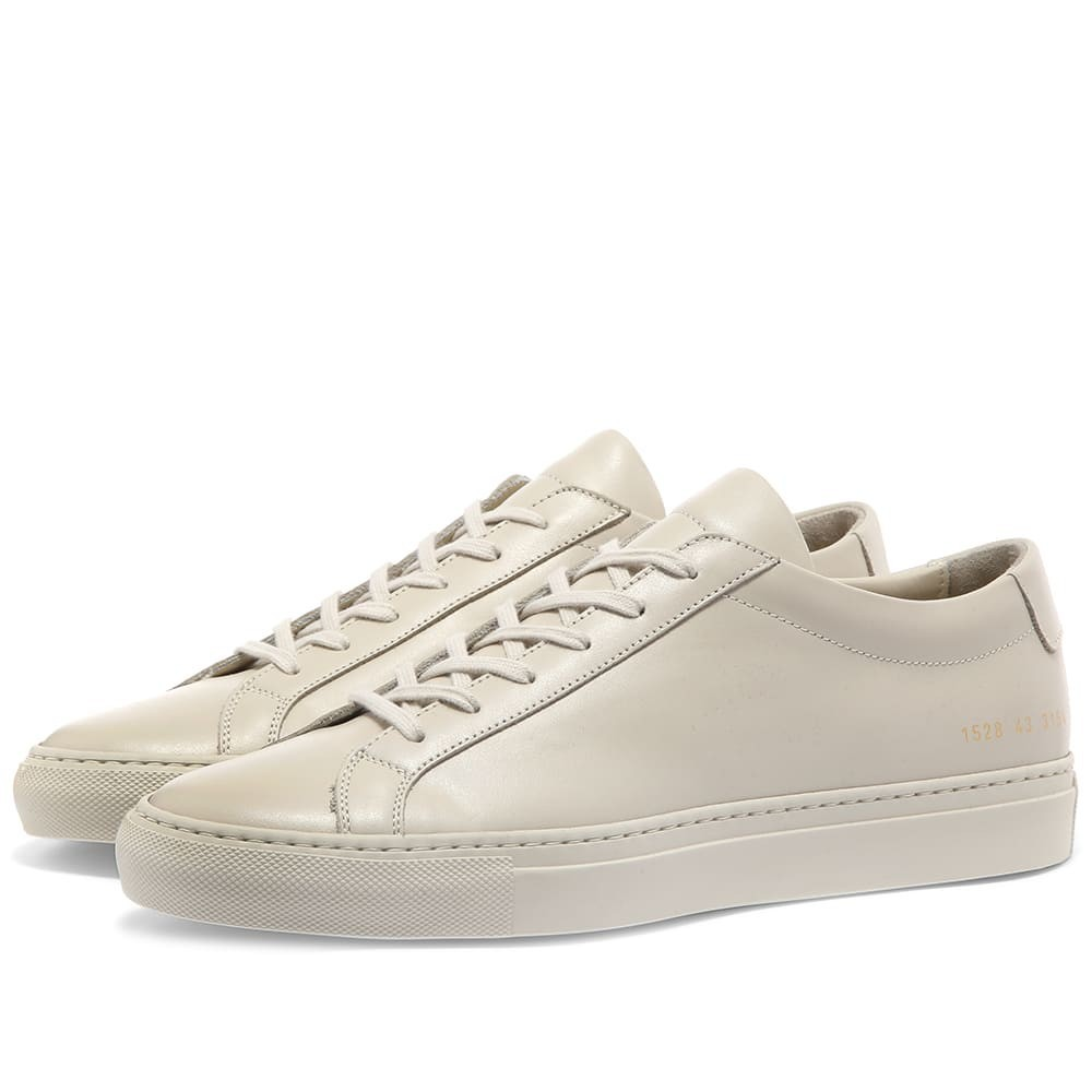COMMON PROJECTS スニーカー メンズ 【 Original Achilles Low 】 Vintage White