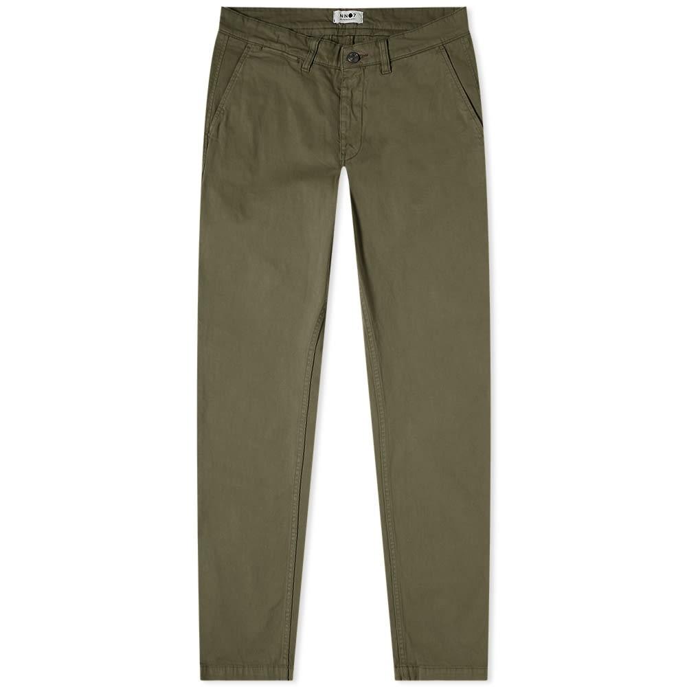 NN07 スリム チノ 【 SLIM NN07 MARCO CHINO ARMY 】 メンズファッション ズボン パンツ