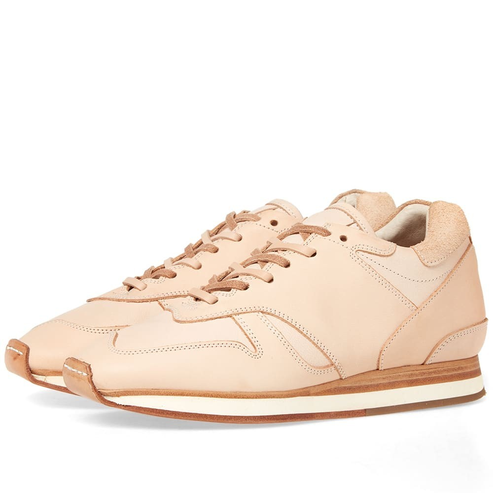 HENDER SCHEME スニーカー メンズ 【 Manual Industrial Products 08 】 Natural