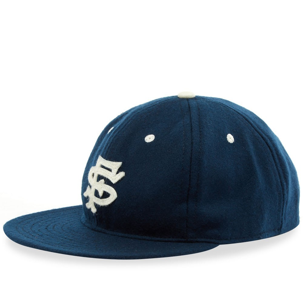 ファッションブランド カジュアル ファッション キャップ ハット EBBETS FIELD FLANNELS フィールド 【 SAN FRANCISCO SEALS 1949 CAP NAVY 】 バッグ キャップ 帽子 メンズキャップ 送料無料