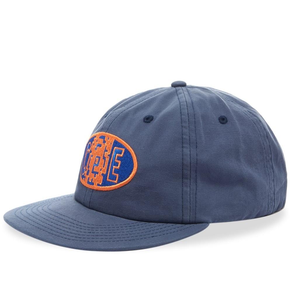 ファッションブランド カジュアル ファッション キャップ ハット CAV EMPT 【 CCEE LOW CAP BLUE 】 バッグ キャップ 帽子 メンズキャップ 送料無料