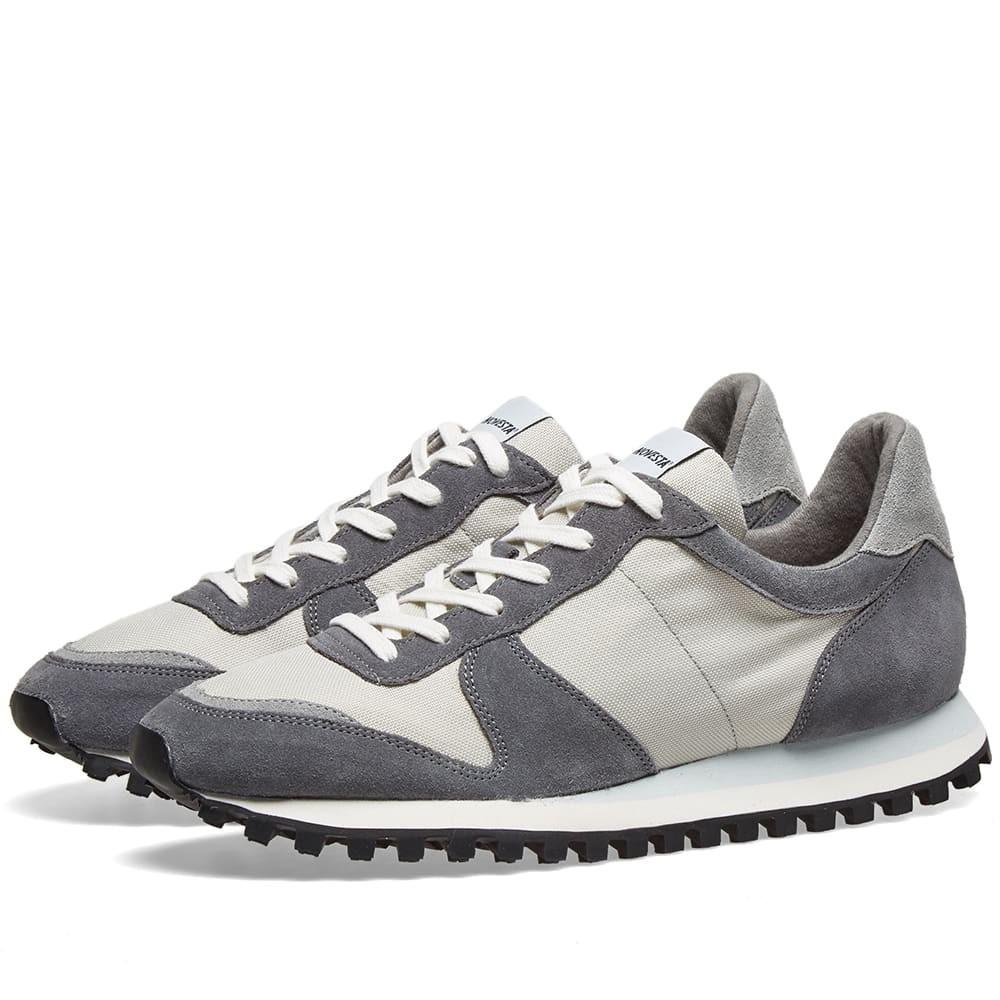 NOVESTA スニーカー メンズ 【 Marathon Trail Runner 】 Grey