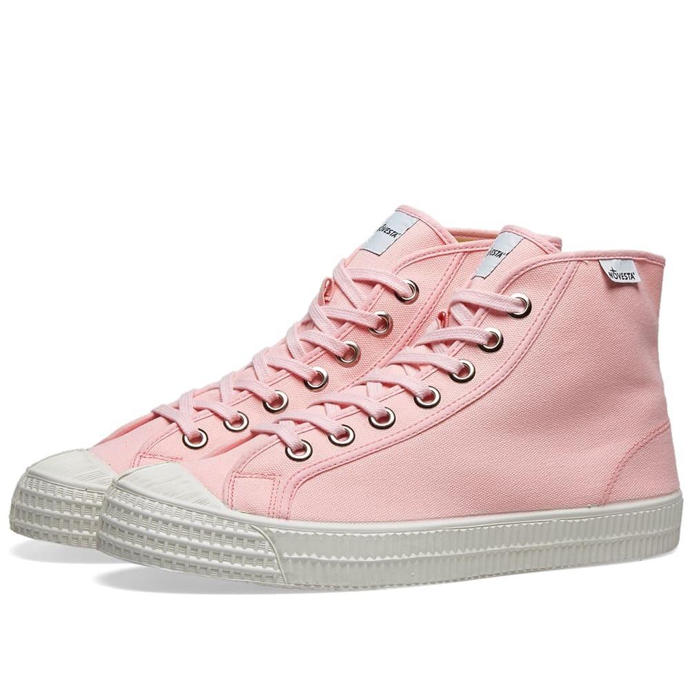 NOVESTA スニーカー メンズ 【 Star Dribble 】 Pink