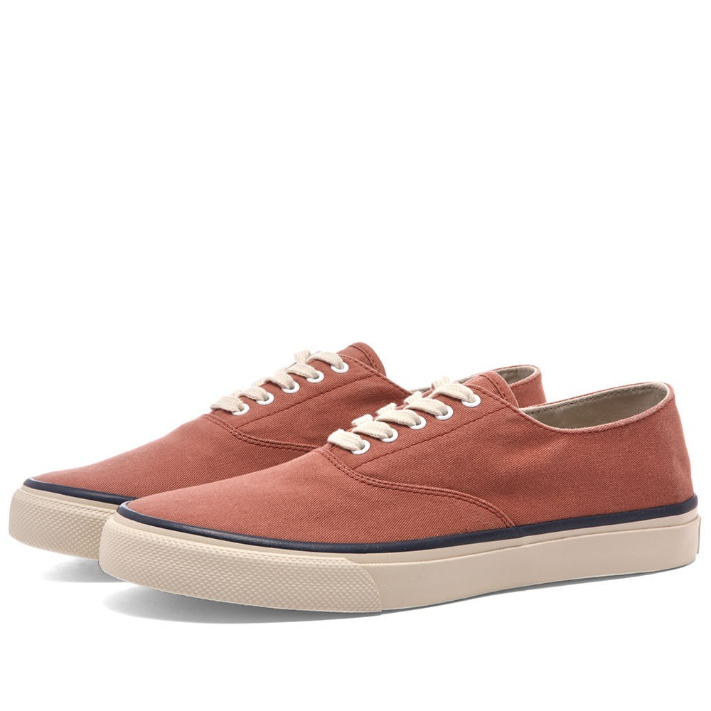SPERRY TOPSIDER スニーカー メンズ 【 Cloud Cvo 】 Washed Red