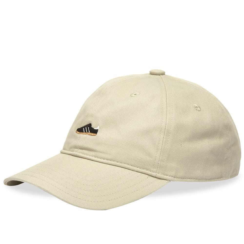 ファッションブランド カジュアル ファッション キャップ ハット アディダス ADIDAS サンバ 茶 ブラウン  【 BROWN SAMBA CAP CLEAR BLACK 】 バッグ キャップ 帽子 メンズキャップ 送料無料