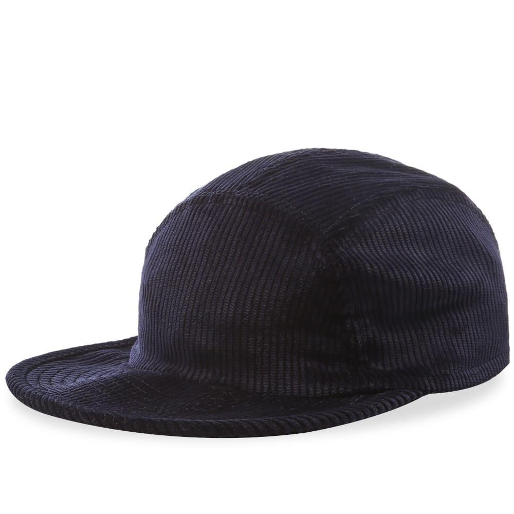ファッションブランド カジュアル ファッション キャップ ハット ARPENTEUR 【 PETANQUE CORD 5 PANEL CAP NAVY 】 バッグ キャップ 帽子 メンズキャップ 送料無料
