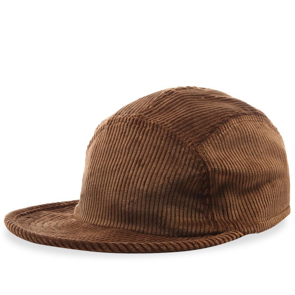 ファッションブランド カジュアル ファッション キャップ ハット ARPENTEUR 【 PETANQUE CORD 5 PANEL CAP TAN 】 バッグ キャップ 帽子 メンズキャップ 送料無料