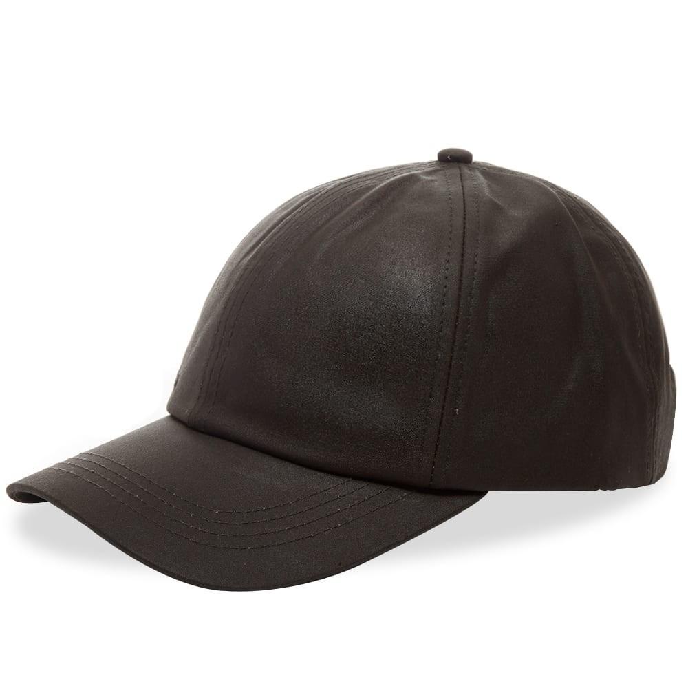 ファッションブランド カジュアル ファッション キャップ ハット バブアー BARBOUR 【 WAX SPORTS CAP OLIVE 】 バッグ キャップ 帽子 メンズキャップ 送料無料