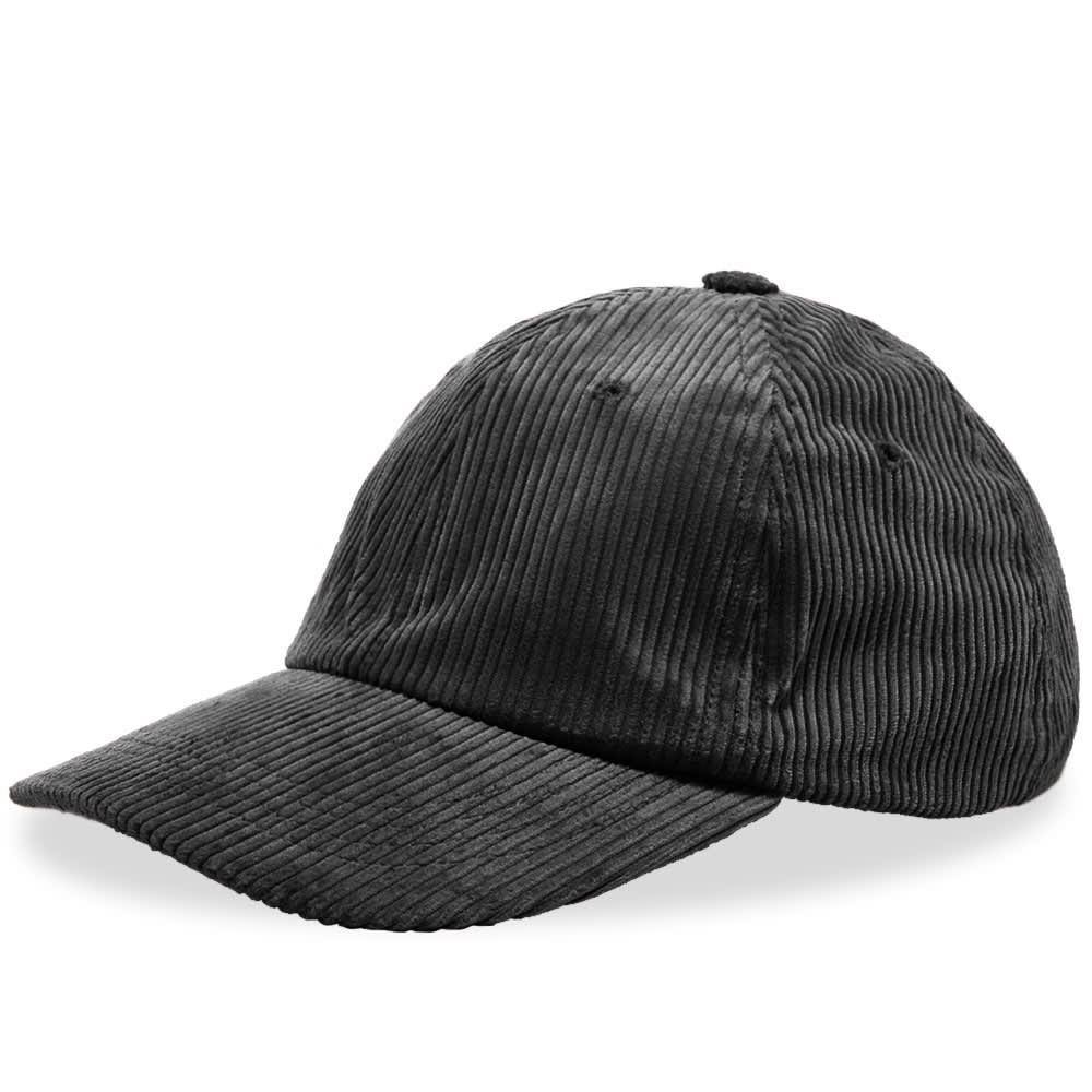 ファッションブランド カジュアル ファッション キャップ ハット エドウィン EDWIN コーデュロイ 【 6 PANEL CORDUROY BALL CAP EBONY 】 バッグ キャップ 帽子 メンズキャップ 送料無料