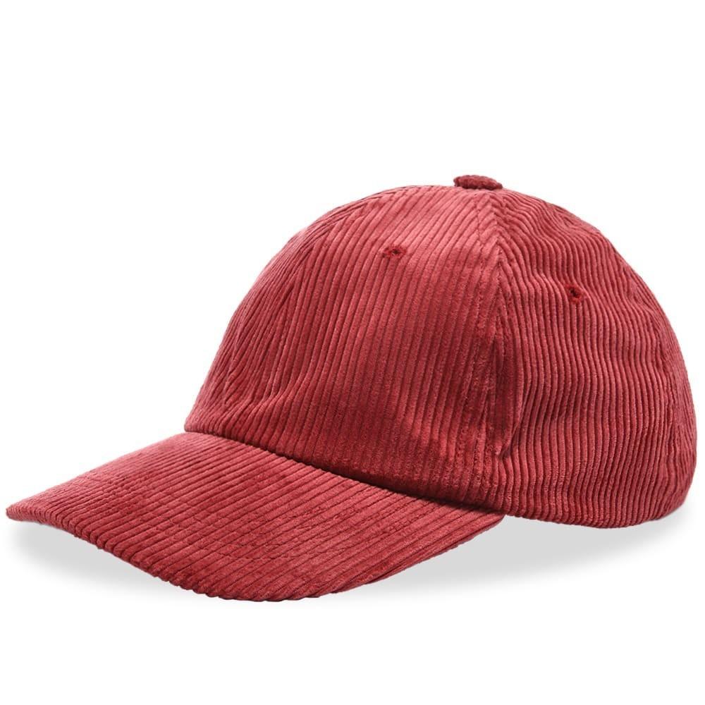 ファッションブランド カジュアル ファッション キャップ ハット エドウィン EDWIN コーデュロイ 【 6 PANEL CORDUROY BALL CAP RUBY WINE 】 バッグ キャップ 帽子 メンズキャップ 送料無料